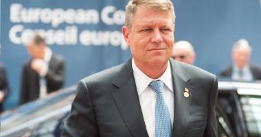 Klaus Iohannis participă la reuniunea NATO de la Bruxelles