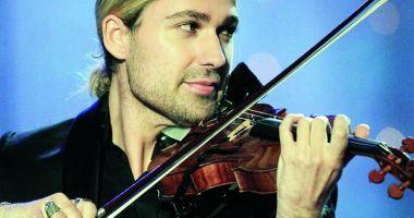 David Garrett, două concerte senzaţionale, la Bucureşti