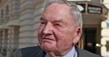 Doliu în lumea miliardarilor. A murit David Rockefeller