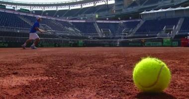 Rezultate din sferturile de finală ale Cupei Davis