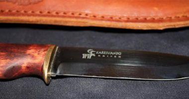 Substanțe suspecte și un cuțit de vânătoare, într-un colet destinat unui carantinat