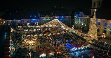 Târgul de Crăciun din Sibiu, lăudat de New York Times