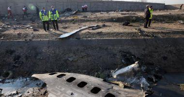 CUTIA NEAGRĂ NU MINTE! Incendiu la motor, cauza accidentului de avion din Iran