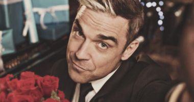 Robbie Williams, un tătic fericit pentru a patra oară!