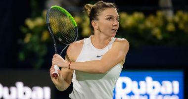 Victorie magnifică și calificare în semifinale pentru Simona Halep, la Dubai