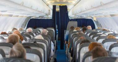 Panică în avion! S-a apelat la intervenția medicilor