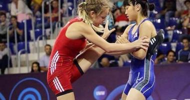 Debut în forţă pentru Andreea Ana, la Campionatul Mondial