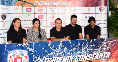 Debut de foc pentru CS Phoenix Constanţa, în Liga l de baschet feminin
