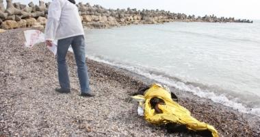 Femeia disparută la Mangalia, în apele Mării Negre, GASITĂ DECEDATĂ