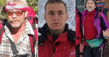 Trupurile neînsuflețite ale celor trei turiști dispăruți pe munte au fost recuperate