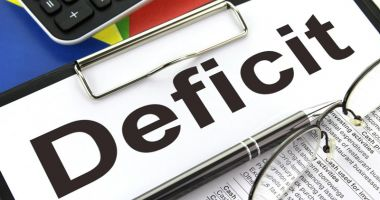 Deficitul bugetar a urcat la 4,46 miliarde de lei