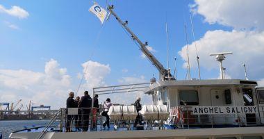 Delegație a Comisiei Europene, în vizită de lucru în portul Constanța