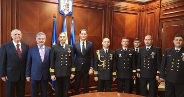 Delegație  din Turcia,  în vizită la  Primăria Constanța