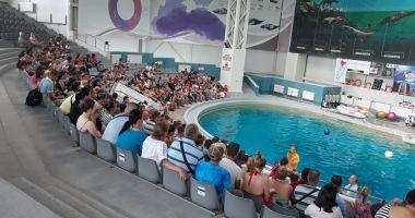 Bazine mai mari pentru delfini, Acvariu cu rechini și un Planetariu modern