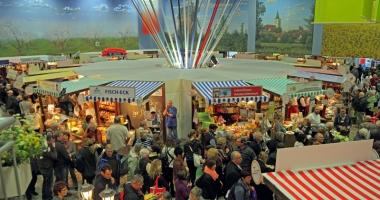 Delicatesele românești, promovate la Berlin