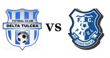 Amicalul Delta Tulcea - FC Farul, sub semnul întrebării