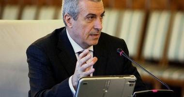 Tăriceanu propune Senatului să ceară demisia preşedintelui Băsescu