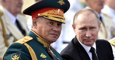 Forţele ruse vor efectua peste  4.000 de exerciţii militare în 2019