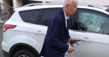 Deputat PSD, implicat într-un accident rutier înaintea mitingului de la Galaţi