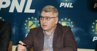Deputatul PNL  Florin Roman intră în greva foamei. Care este motivul