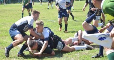 Derby-ul CN de rugby U18, duminică,  pe