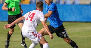 Derby local la Albeşti, în Liga a III-a: Gloria - FC Viitorul II
