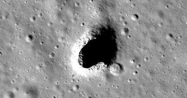 DESCOPERIRE ISTORICĂ! O grotă uriaşă a fost găsită pe Lună