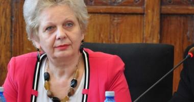"""REACŢIA ministrului Doina Pană după scandalul """"FĂ, DOINA!"""""""