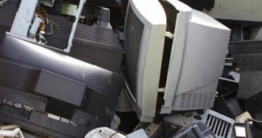 Campanie de colectare a deşeurilor electrice şi electronice, în sudul litoralului