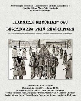 Preoţi, foşti deţinuţi politic, omagiaţi la Constanţa