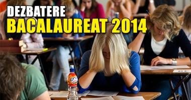 DEZBATERE: BACALAUREAT 2014. Se anunţă un nou DEZASTRU?