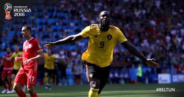 """CM 2018. Belgia - Tunisia 5-2. Al doilea succes categoric al """"diavolilor roşii"""" la CM"""