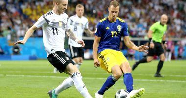 CM 2018. Germania a învins Suedia, scor 2-1, cu un gol marcat în minutul 95