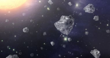 Misterul diamantelor căzute din cer a fost elucidat