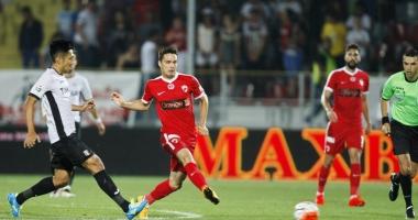 FOTBAL / Clubul Dinamo, amendat de Comisia de Disciplină a FRF
