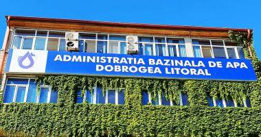 Director nou la Administraţia Bazinală de Apă Dobrogea Litoral. Adrian Chera, numit interimar