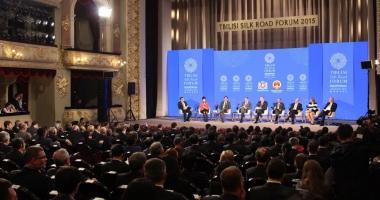 Directorul Administrației portului Constanța a participat la Tbilisi Belt & Road Forum