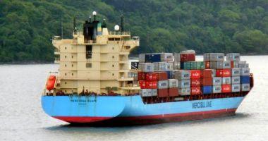 Docherii brazilieni au luat cu asalt un portcontainer