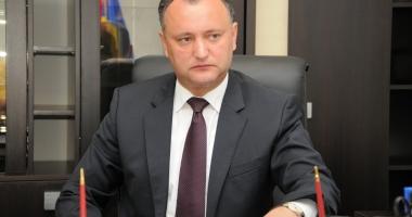Igor Dodon dorește să anuleze acordul privind deschiderea unui Birou de legătură al NATO la Chișinău