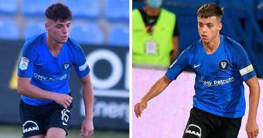Doi internaţionali de juniori, contracte prelungite cu FC Viitorul