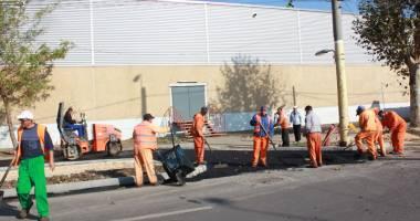 Ce bulevarde şi străzi din Constanţa vor fi asfaltate anul acesta
