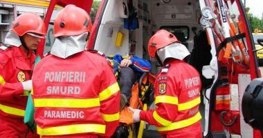 Doi copii răniţi într-un accident, în judeţul Constanţa