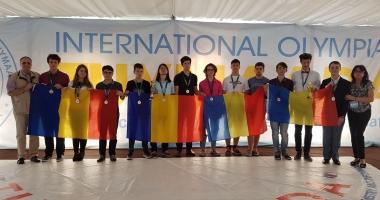 Doi elevi constănţeni, medaliaţi la Olimpiada Internaţională Pluridisciplinară Tuymaada