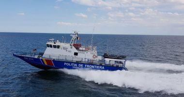 Doi marinari de pe pescadorul turc prins la braconat, arestaţi preventiv la Constanţa