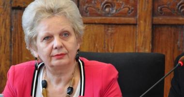 Doina Pană, ministrul Apelor și Pădurilor, a demisionat