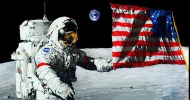 Donald Trump vrea reîntoarcerea astronauților americani pe Lună