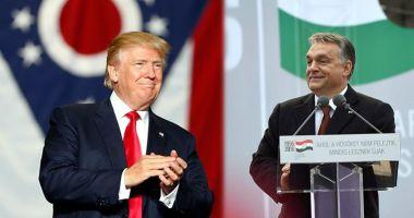 Donald Trump şi Viktor Orban doresc frontiere puternice