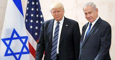 Donald Trump acceptă şi soluţia cu un singur stat pentru Israel  şi Palestina
