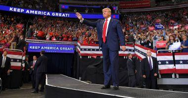 Donald Trump şi-a lansat campania pentru prezidenţialele din 2020, în Florida
