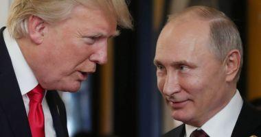 MAE rus: Donald Trump l-a invitat pe Vladimir Putin în SUA